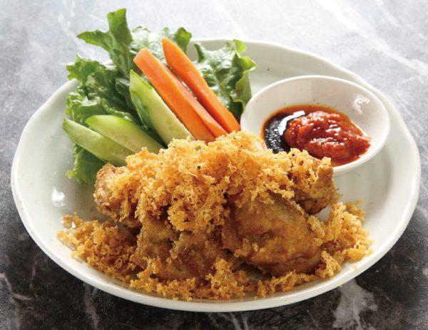 アヤムゴレン・カラサン(もも) Ayam goreng kalasan