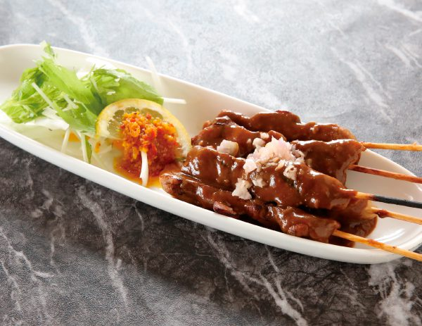 インドネシア 焼き鳥 Sate ayam