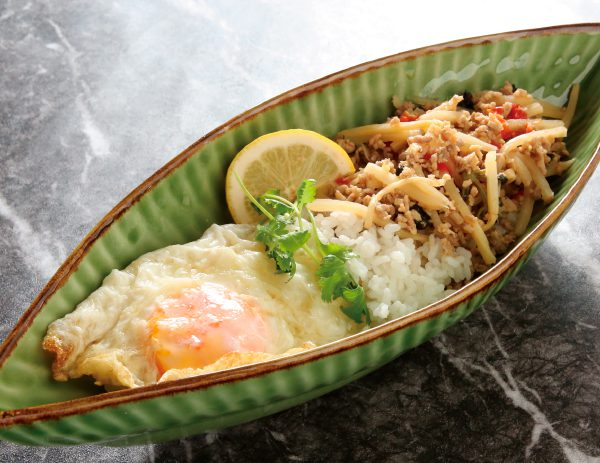 ガパオライス Gapao Rice